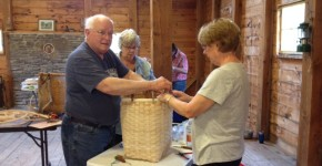 Basket Weaving 3